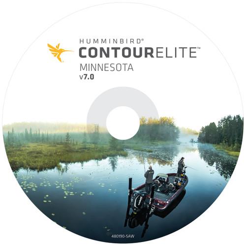 Humminbird Contour Elite Pc Software V7 Minnesota