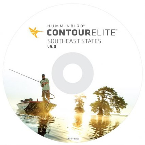 Humminbird Contour Elite Pc Software V5 Southeast States