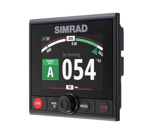 Simrad Ap44 Autopilot Control With Rotary Dial