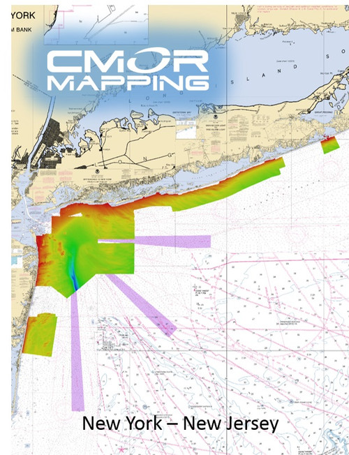 Cmor Mapping Nynj001r New York New Jersey Raymarine