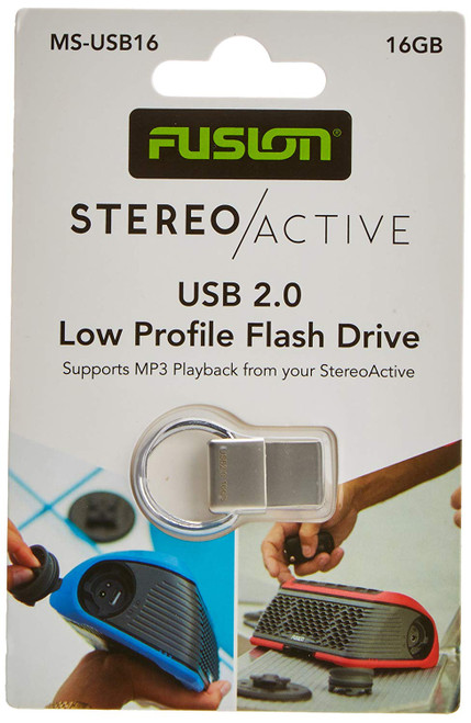 Fusion  Ms-usb-16 16gb Usb Flash Drive
