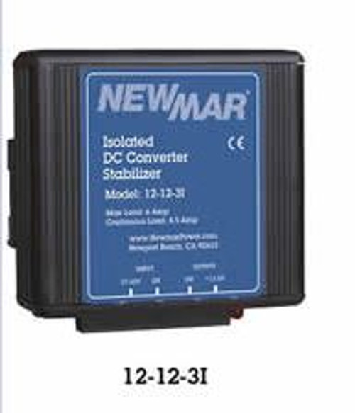Newmar 12-12-3i 12 Volt 3 Amp Power Stabilizer