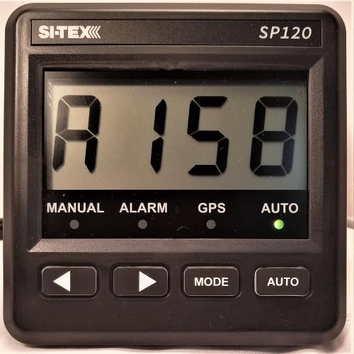 Sitex Sp120 Autopilot Rudder Feedback 9ci 12v Pump