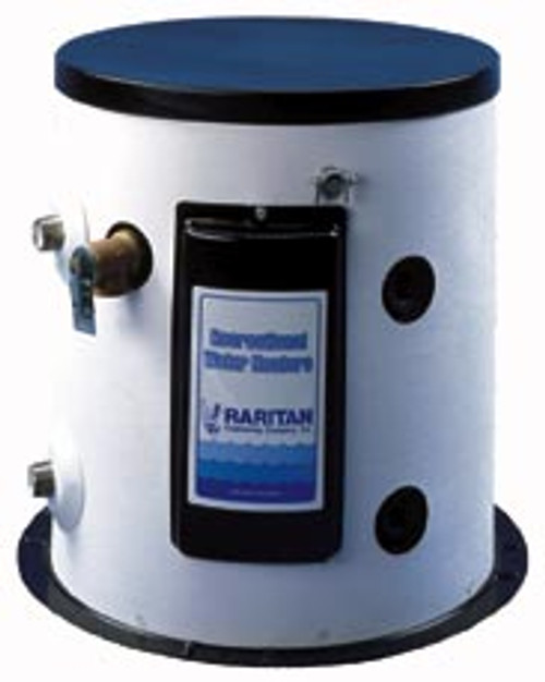 Raritan 171211 12gal Water Htr Heater 120 Vac W/ Heat Exchanger