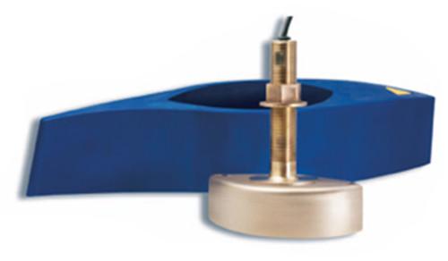 Simrad B258 Bronze Thru-hull 9-pin