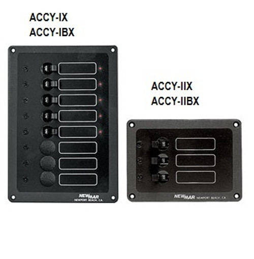 Newmar Accy-ibx Blank Panel