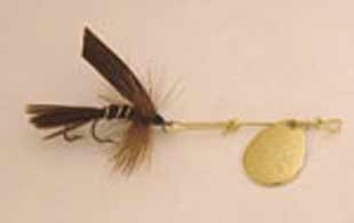 Joes Flies 1/16oz Marsh Brown