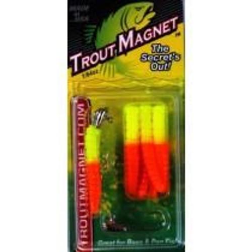 Leland Trout Magnet 1/64oz 9ct Opaque Chartreuse