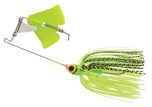 Booyah Buzz Bait 1/2 Chartreuse Shad