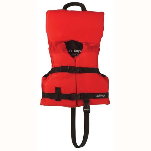 Onyx General Purpose Life Vest Infant  Red - 103000-100-000-12