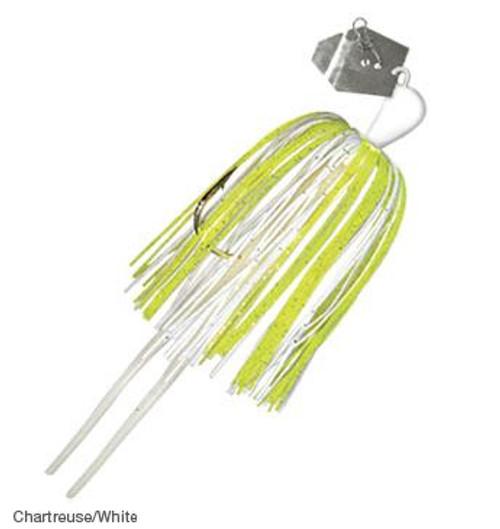 Z-MAN Chatterbait 3/8 Chartreuse/White