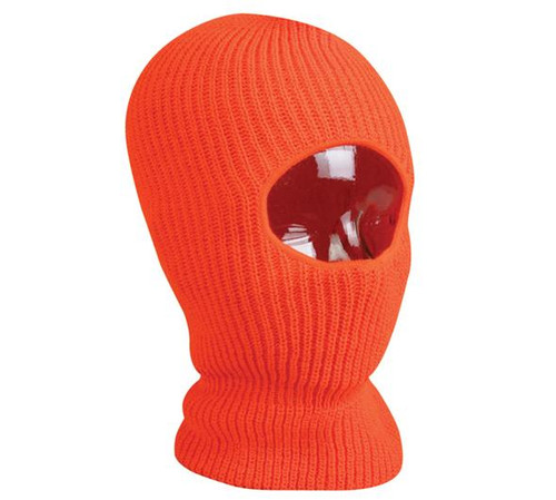 Outdoor Cap Orange Lite Ski Mask