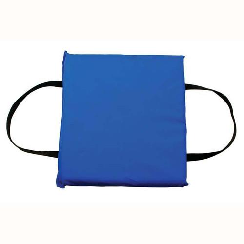 Onyx Throwable Boat Cushion Blue