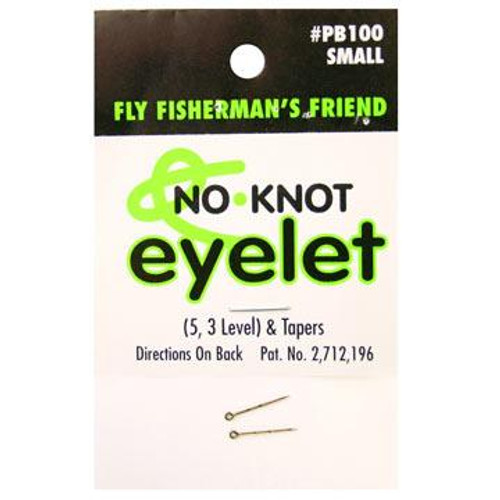 Kipper No-Knot Eyelets Small 24/Card