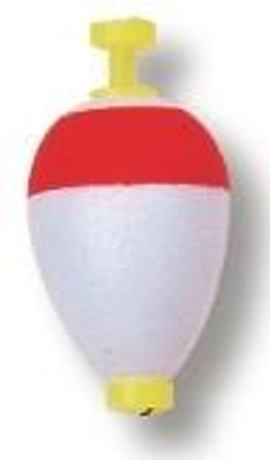 """Betts Foam Float Unweighted Pear 1.50"""" 50ct Red"""