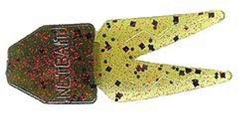 Net Bait Chunker Munker 5bg Watermelon Crawfish