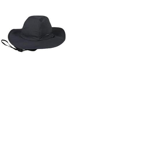 Outdoor Cap Boonie Hat Polyester - Khaki/Black