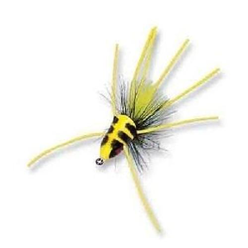 Betts Falls Fish Head Black/Chart Size 6