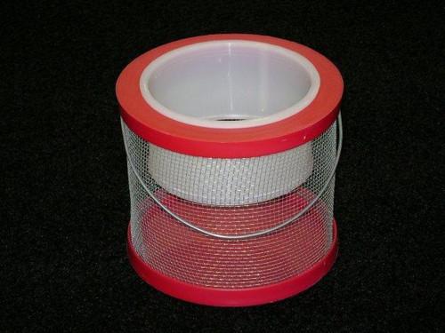 "Challenge Imported 6"" Round Basket"
