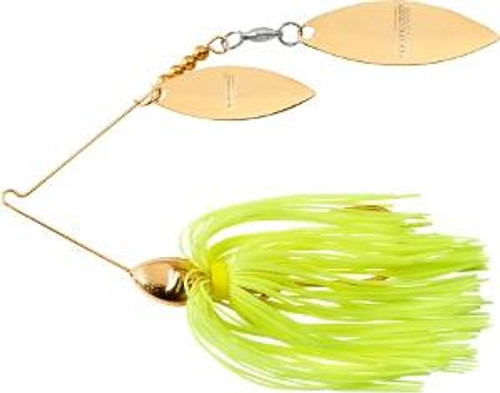 Booyah Vibra Wire 1/2 Willow Chartreuse