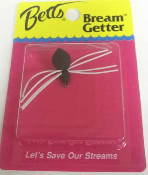 Betts Bream Getter Black Size 8