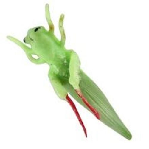 Creme Cricket Small Green Grasshopper 2 pack