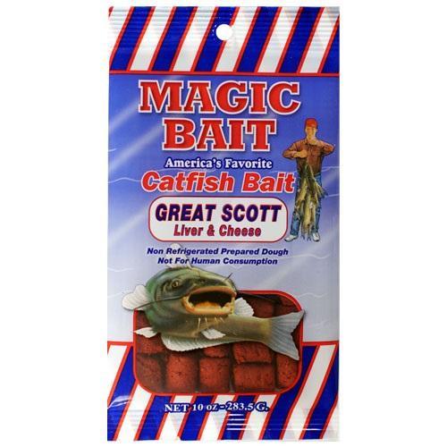 Magic Bait Great Scott Cheese Blood 10oz
