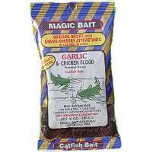 Magic Bait Garlic/Chicken Blood 10oz