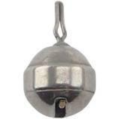 Bullet Weight Tungsten Drop Shot Sinker Natural 3/16oz 4ct