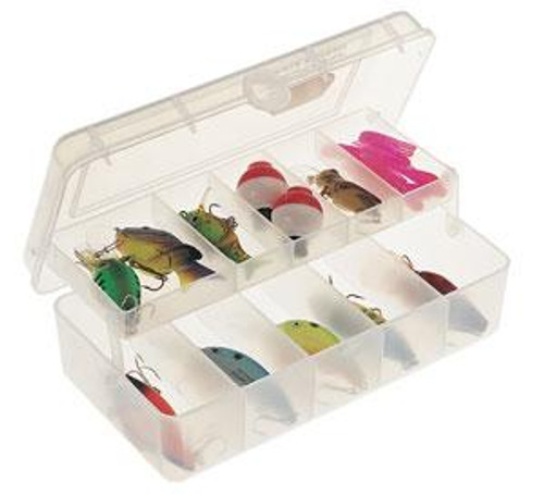 Plano Stowaway Compact One Tray-Clear