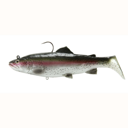 """Savage Gear 3D Real Trout 8"""" 3.5oz Slow Sinking Dark Trout"""