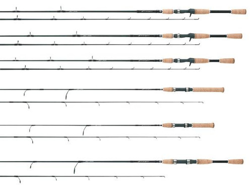 Daiwa Procyon Rod 6' Baitcast 1pc MH
