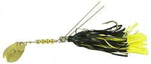 Hildebrandt Snagless Sally Nickle 1/2 Black/Yellow