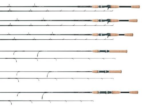 """Daiwa Procyon Rod 6'6"""" Baitcast 1pc MHXF"""