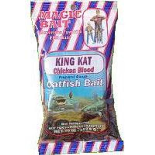 Magic Bait King Kat Blood Bait 10oz