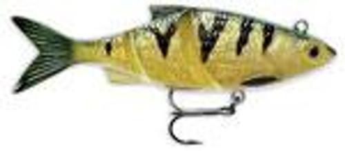 "Storm Kickin Shad 1/4oz 3"" Yellow Perch"