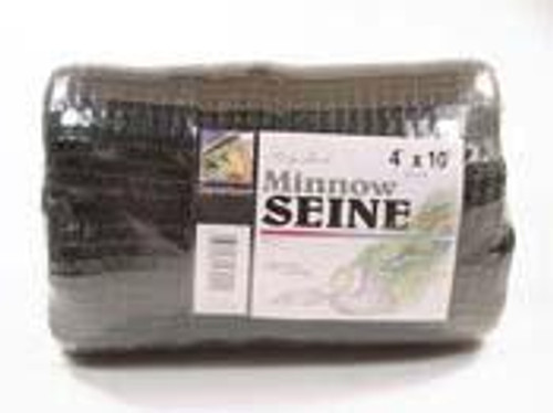 Mid Lakes Nylon Minnow Seine 414-4 x 6