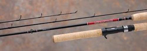 """Daiwa Mega Force Rod Baitcast 6'6"""" 1pc M"""