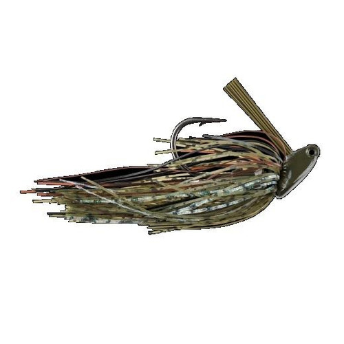 Booyah Bankroll Jig 3/8oz Natural
