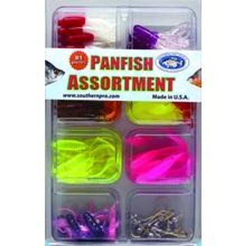 Southern Pro Panfish Assortment 81pcs
