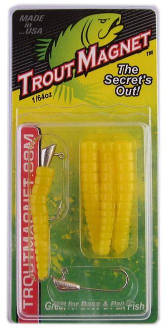 Leland Trout Magnet 1/64oz 9ct Yellow