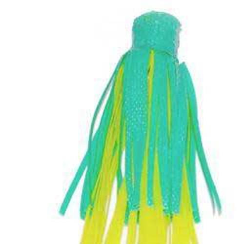 Hildebrandt Vinyl Skirts 2ct Green/Chartreuse