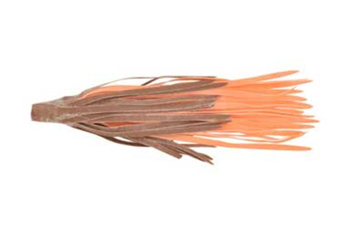 H&H Rubber Skirts Large 3ct Crawfish