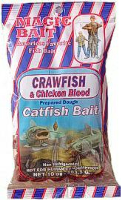 Magic Bait Crawfish/Chicken Blood 10oz