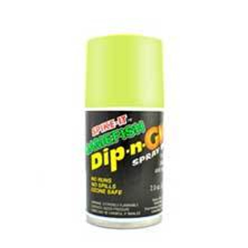 Spike It Aerosol Dye Gamefish 2.25oz Chartreuse