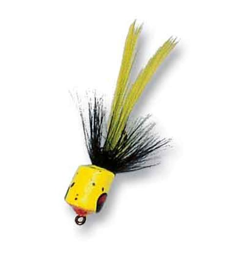 Betts Fat Gnat Yellow/Black Size 10