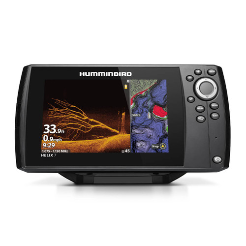 Humminbird Helix7 Chirp Mdi Gps G3n No Transducer
