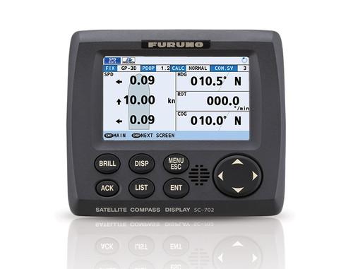 Furuno Sc70 Satellite Compass 1#sc703 1# Sc702 1#sc701 Requires Antenna Cable