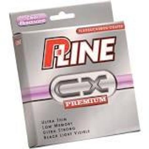 P-Line CX Preminum Fluorescent Clear 300yd 20lb
