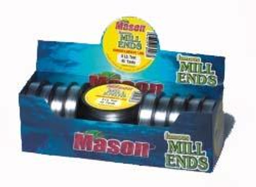 Mason Mill End Line 15lb 13/Box